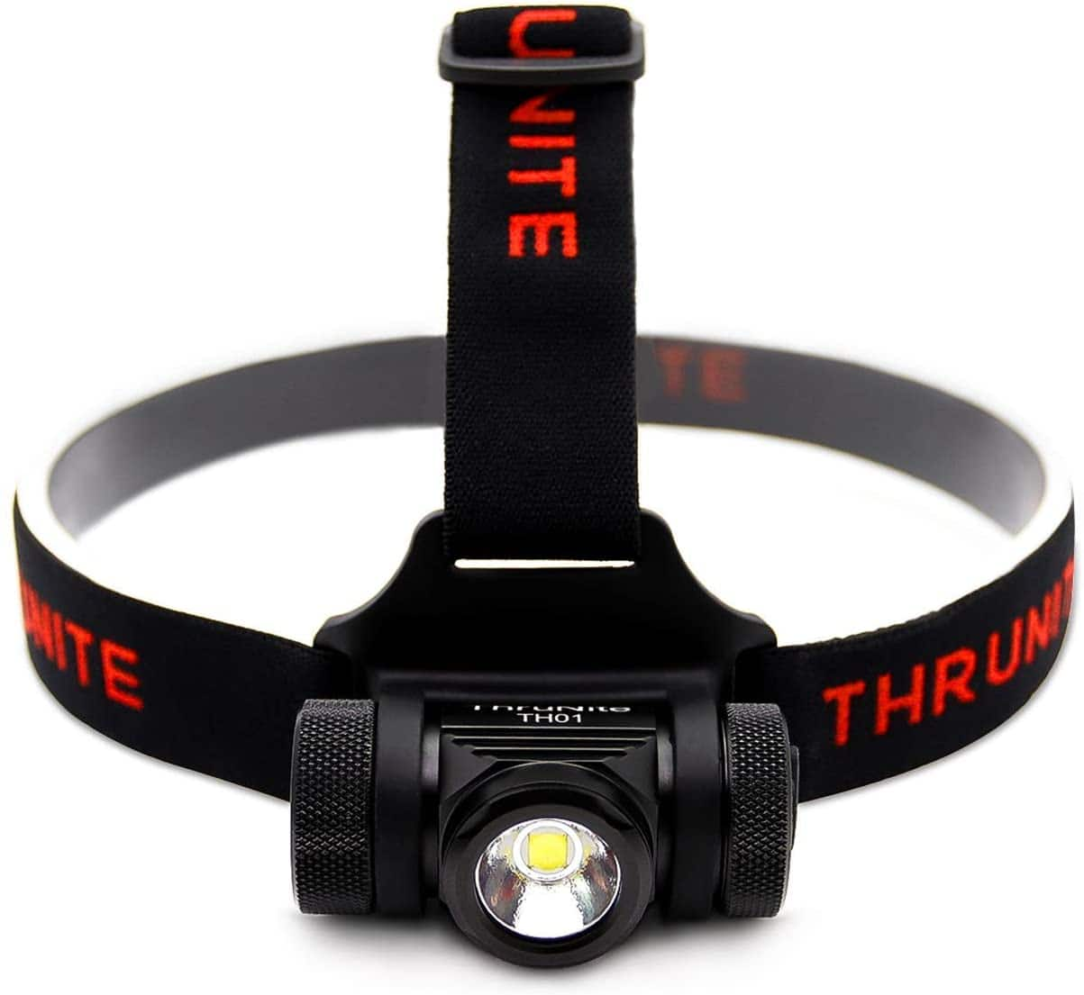 ThruNite TH01 1500 Lumen Rechargeable LED Headlamp - $29.89 (35% off)