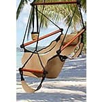 Hanging Hammock Chair - $27.99 + Free Shipping