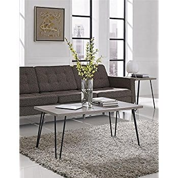 Altra Owen Retro Coffee Table (Sonoma Oak) $44 + free shipping