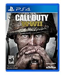 Call of Duty: WWII for $39.99 on Amazon