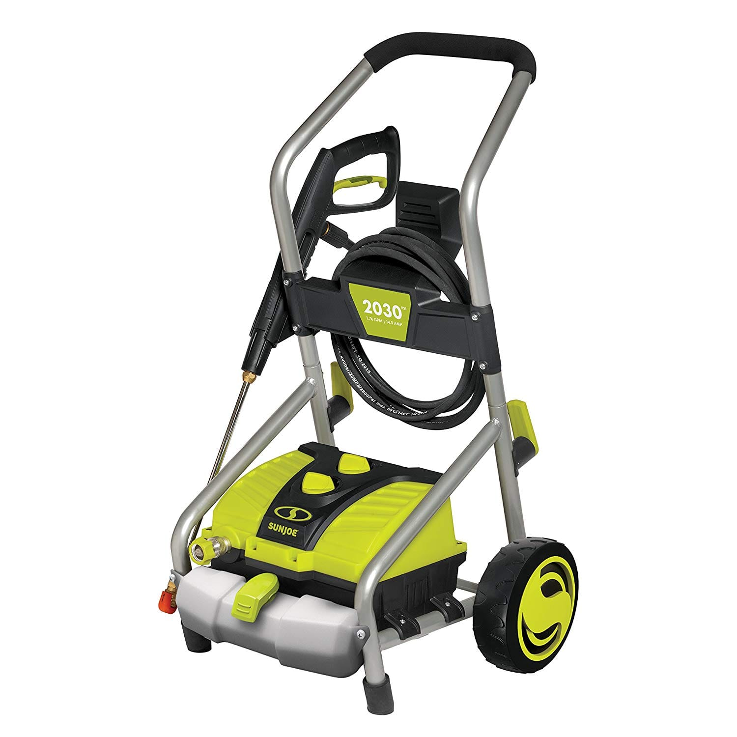 Sun Joe SPX4000 2030 PSI 1.76 GPM 14.5-Amp Electric Pressure Washer $118 + Free Shipping