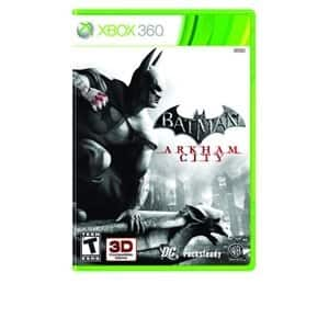 Best Buy $15 off Video Game Coupons: Batman: Arkham City (Xbox 360 or PS3) $10 after coupon, Save $15 off Mass Effect 2, Rage, Bulletstorm, Final Fantasy XIII-2, $10 off Used Video