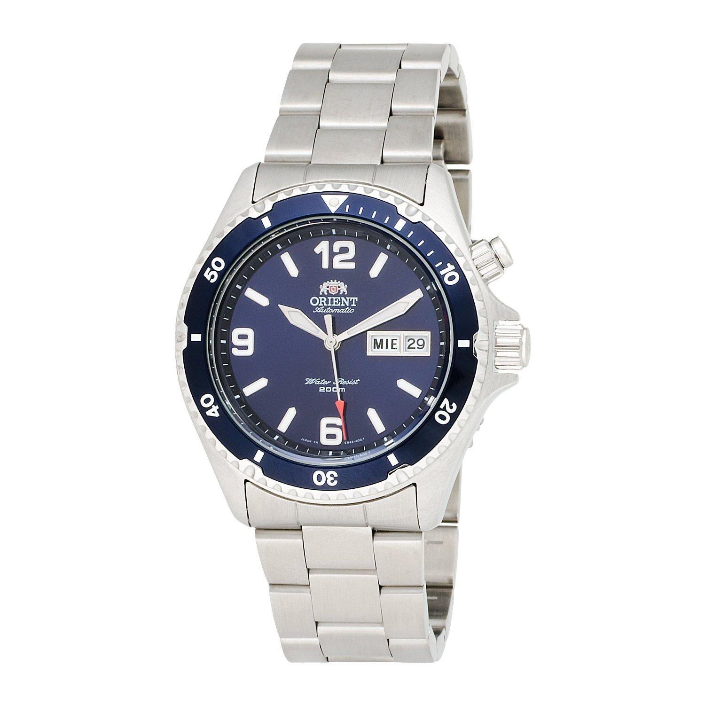 Orient Men's Automatic Dive Watch CEM65002D - $93.99