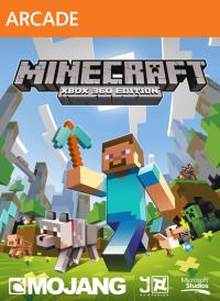 Minecraft: Xbox 360 Edition $15