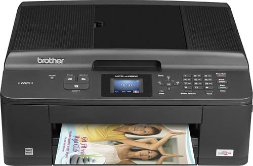 Brother MFC-J435W Wireless All-In-One Printer - $49.99 @ Best Buy - Starts 8/19