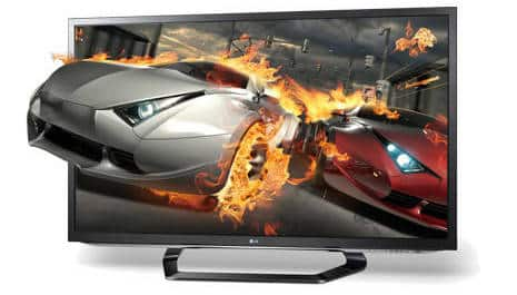 "47"" LG 47LM7600 WiFi 1080p 240Hz 3D LED HDTV + 6-Pairs of 3D Glasses $799 + Free Shipping"