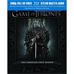 Game of Thrones pre-order (Blu-ray)