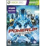 PowerUP Heroes Xbox 360 Kinect Game