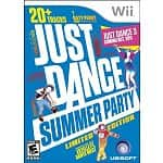 Just Dance: Summer Party Limited Edition (Wii)