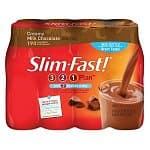 8-pack Slim-Fast! 3-2-1 Ready To Drink (10-oz) in Rich Chocolate Royale, French Vanilla, Creamy Milk Chocolate, Strawberries & Cream
