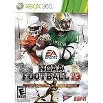 NCAA Football 13 pre-order (Xbox 360)