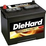 DieHard Automotive Batteries 30% off: Prices starting at $58