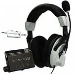 Turtle Beach Ear Force DX11 7.1 Dolby Surround Sound Headset Bundle for Xbox 360 with X11 Headset & Ear Force DSS Amplifier (refurbished)