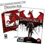 Dragon Age PC and Mac Digital Downloads: Dragon Age II $5, Dragon Age: Origins $5, Origins Ultimate Edition $7.50, Origins Awakening $5, Dragon Age Pack $10