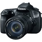 Canon EOS 60D Digital SLR Camera with EF-S 18-135mm IS Lens