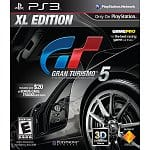 Gran Turismo 5 XL Edition (PS3) + 30-Day Trial of PlayStation Plus