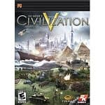 Sid Meier's Civilation PC Games (Digital Download): Civilization V $7.50 or GOTY Edition $12.50, Civilization IV: The Complete Edition