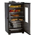 "Masterbuilt 30"" Electric Smoker with Window and Remote"