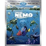 Finding Nemo 3D 5-Disc Ultimate Collector's Edition Pre-order (Blu-ray 3D + Blu-ray + DVD + Digital Copy)