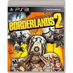 Borderlands 2 Game (Xbox 360 or PS3) + $10 Gift Card + Additional $10 Gift Card via Printable Coupon