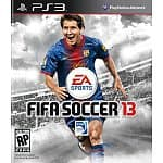 FIFA Soccer 13 (Xbox 360 or PS3)
