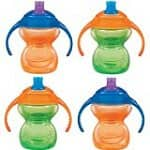 4-Pack Munchkin Click Lock 7-oz Trainer Cups