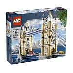 LEGO Tower Bridge $178.50, LEGO Pet Shop