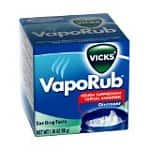 3-Pack Vicks VapoRub Topical Cough Suppressant Ointment (1.76-oz)