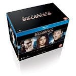Battlestar Galactica: The Complete Series (Region Free Blu-ray)