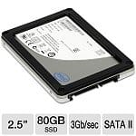 "80GB Intel X25-M MLC 2.5"" SATA II Internal Solid State Drive (SSDSA2MJ080G2C1)"