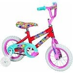 "Kids' Huffy Bikes: 12"" Girls' So Sweet Bike $35, Boys' Pro Thunder Bike $35, 20"" Boys' Pro Thunder Bike $45"