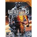 Battlefield 3: Premium Edition (PC Digital Download)