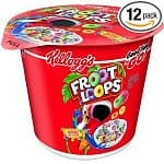 12-Cups of 1.5oz Froot Loops Cereal