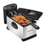 Hamilton Beach 12-Cup Deep Fryer
