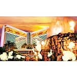 Vegas Mirage Buffet for Two including Drinks (Beer & Wine)