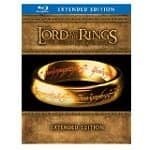 The Lord of the Rings: The Motion Picture Trilogy Extended Edition 15-Disc Set (Blu-ray)