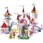 Playmobil Toys: School $67, Fairy Tale Princess Castle $96, Western Fort $102, Pirate Adventure Island $70,  Pirate Ship
