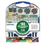 110-Piece Dremel 709-01 Super Accessory Kit