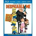 Despicable Me: 3-Disc Blu-ray/DVD Combo + Digital Copy