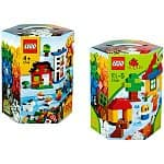 650-Piece LEGO Creative Building Kit + 86-Piece LEGO Duplo Creative Building Kit