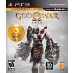 God of War Saga (PS3) $15, Gran Turismo 5 XL (PS3) $10, L.A. Noire (Xbox 360 or PS3)
