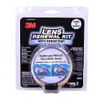 3M Headlight Renewal Kit with Protectant (39045)