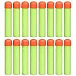 2x 16-Packs Nerf Sonic Green Whistle Darts for Nerf Blaster (32 total darts)
