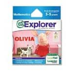LeapFrog Explorer Learning Games: Olivia, Pixar Pals, or Letter Factory