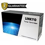 LINKYO Replacement Cartridges Compatible with Brother TN450, Canon 125, and Canon128