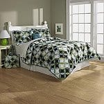 Essential Home 5-Piece Quilt Bedding Set in Various Styles & Colors (Twin, Full/Queen, King)