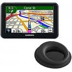 "Garmin nuvi 50 Portable 5"" GPS Bundle with Bonus Dash Mount"
