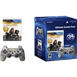 Killzone Trilogy (PS3) + DualShock 3 Wireless Controller (Urban Camouflage)