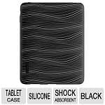 2x Belkin Silicon Shock-Absorbent iPad 1 Cases (F8N382tt)