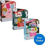 2-pack Soap Making Kits with Cupcake Candle Kit